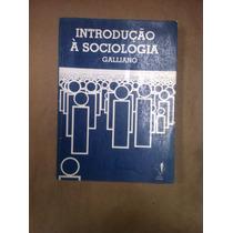 Introducao A Sociologia Galliano