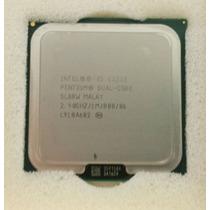 Processador Intel Pentium Dual Core E2220 2.4ghz Intel O&m