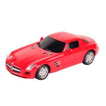 Carrinho Controle Remoto Mercedes Benz Sls Amg Funções 1/24