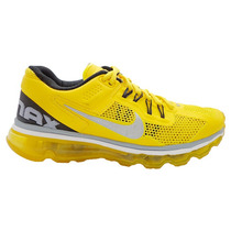 Comprar Imptênis Nike Air Max 2013 Amarelo Masculino Corrida