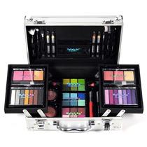 Maleta De Maquiagem Sombra 3d Completa Jasmyne Ml2-2