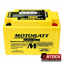 Bateria Motobatt Mbtx9u Honda Nc 700x / Transalp Xl-700