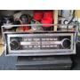 Radio Ge Pic Nic Am Carro Antigo Vintage Fusca Vw A Pilha 6v Original