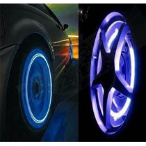 Conjunto De 4 Bicos Neon Lampada Led Automotiva Fiat Uno Gol