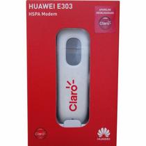 Modem 3g Huawei E303 Desbloqueado Usb Lacrado!
