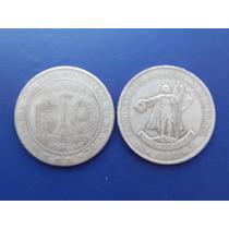 Réplica Moeda 4000 Reis 1900