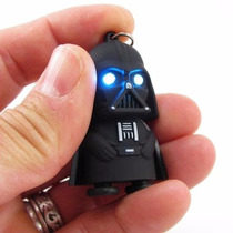 Chaveiro Darth Vader Star Wars Com Led E Som - House Of Rock