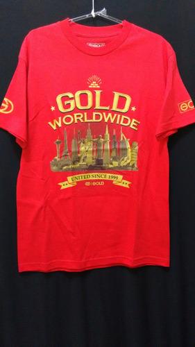 7d2ac70598 Camisetas Gringas Skate Gold Goons Original - M