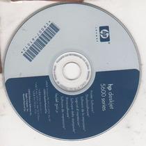 Cd De Instalação Para Impressora Deskjet 5600 Series