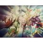Pack: Arceus Shiny + Genesetic Shiny + Meloetta