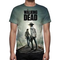 Camisa, Camiseta Série The Walking Dead - 4a Temporada