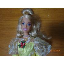 Boneca Barbie Da Mattel 1999 Indonesia Com Vestido
