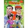 Turma Da Mônica Jovem 42 1/2 Meio Manga Raro Frete Grátis