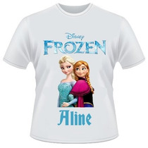 Camisetas Frozen