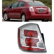 Lanterna Nissan Sentra 2011 2012 2013 Esquerdo