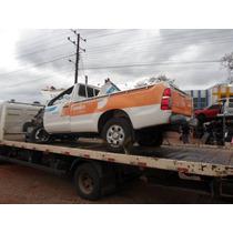 Sucata Toyota Hilux 3.0 4x4 2012 P/venda De Peças Usadas