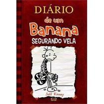 Diário De Um Banana 7 - Segurando Vela | Novo