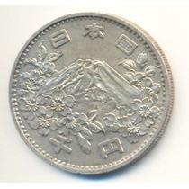 170-moeda De Prata Do Japão - 1000 Yen - 1964