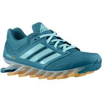 Tenis Adidas Springblade Azul Bebe 100% Original Imperdivel