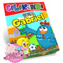 Kit Colorir Galinha Pintadinha - 30 Unid.