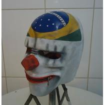 Máscara Payday Brasil / Máscara Copa Do Mundo