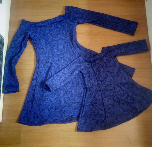 007dbb983960bf Kit Vestidos Tal Mãe Tal Filha Rodado Inverno Moda Feminina à venda ...
