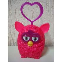 Brinquedo Boneco Coleção Furby Rosa Chaveiro Mc Donalds