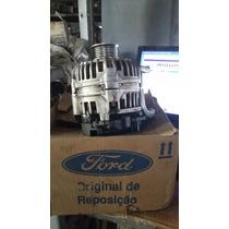 Alternador Ford Ka Fiesta 1.0 1.6 Zetec Rocam 75 Amp.origina