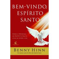Livro Bem Vindo Espírito Santo