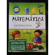 Matemática Aprendendo Sempre Luiz Dante 3º Ano Do Professor