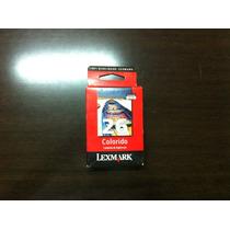 Lote De Cartucho Original Lexmark 10n0026 Preto 10 Peças