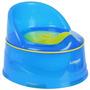 Troninho Penico Infantil Toilet Blue Menino Burigotto