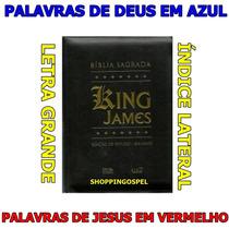 Bíblia De Estudo King James A Melhor Dos Escritos Originais