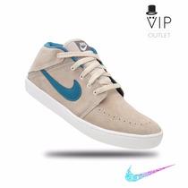 Tênis Nike Sb Suketo Mid Cano Alto Leather - Frete Gratis