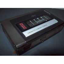 Gravador De Mão Fita K7 Sony Tcm21 Com Defeito