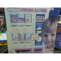 Maquina De Ficha Para Refrigerante Brinquedo Antigo E Import