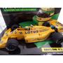 F1 - Ayrton Senna - Lotus - 1987 - 1:43 - Minichamps, usado comprar usado  Fortaleza