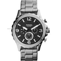 Relógio Fossil Chronograph Jr1468 Garantia No Brasil