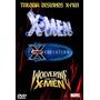 Dvd X-men Desenho Classico Completo Wolverine Anime