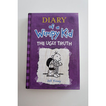 Livro Diary Of A Wimpy Kid - The Ugly Truth (vol 5)