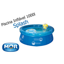 Piscina 1000 Litros Inflavel Playground Brinquedo Infantil