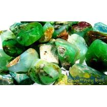 Opala Azul Unid. 1cm Pedra Gema Natural Polida P/ Coleção