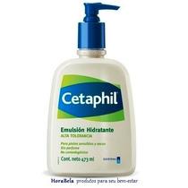 Emulsão Corporal Hidratante Cetaphil - Peles Sensíveis 453g