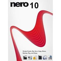 Nero Multimídia Suite 10 Em Português