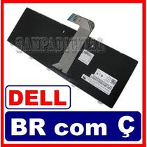 Teclado Notebook Dell Vostro 3350 3450 3550 Nsk-dx0sq 1b Br