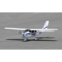 Avião Art-tech Cessna 182 4ch 2.4ghz Brushless Rtf 9268 Simu