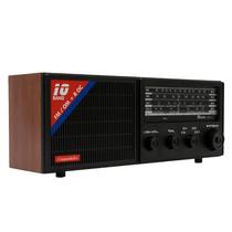 Rádio Cabeceira Companheiro 4 Fx Pilha/luz Am-fm Crc-41