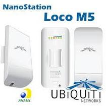 Ubiquiti Airmax Nanostation Loco M5 + Frete
