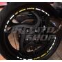 Friso Adesivo Refletivo Rec3 Roda Moto Honda Cb 1000 R Naked