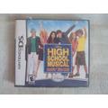 High School Musical - Nintendo Ds Jogo Novo Lacrado Game 3ds